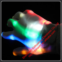 Glove LED Light Up Gloves For Wedding Favours
