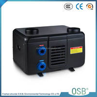 BS15-010T-d 4.6kw 5.75cop 793w 50mm china plastic swimming pool heat pump dubai