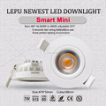 CE Rohs NEMKO standard CCT dimming 2000k--2800k cob downlight cob downlight ip44 cut out 83mm