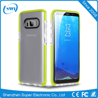 Hot new products shockproof china mobile phone case for samsung s8