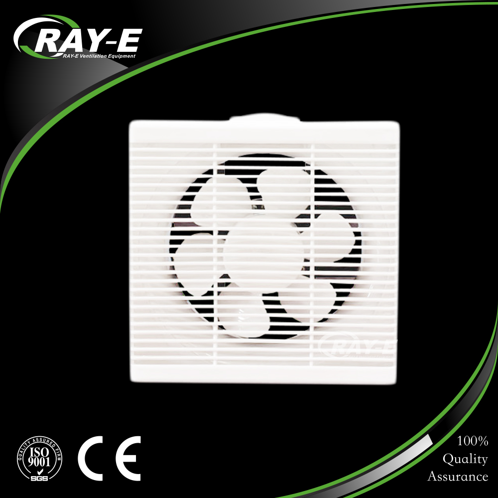 High Quality home ventilation fan square plastic grill fan