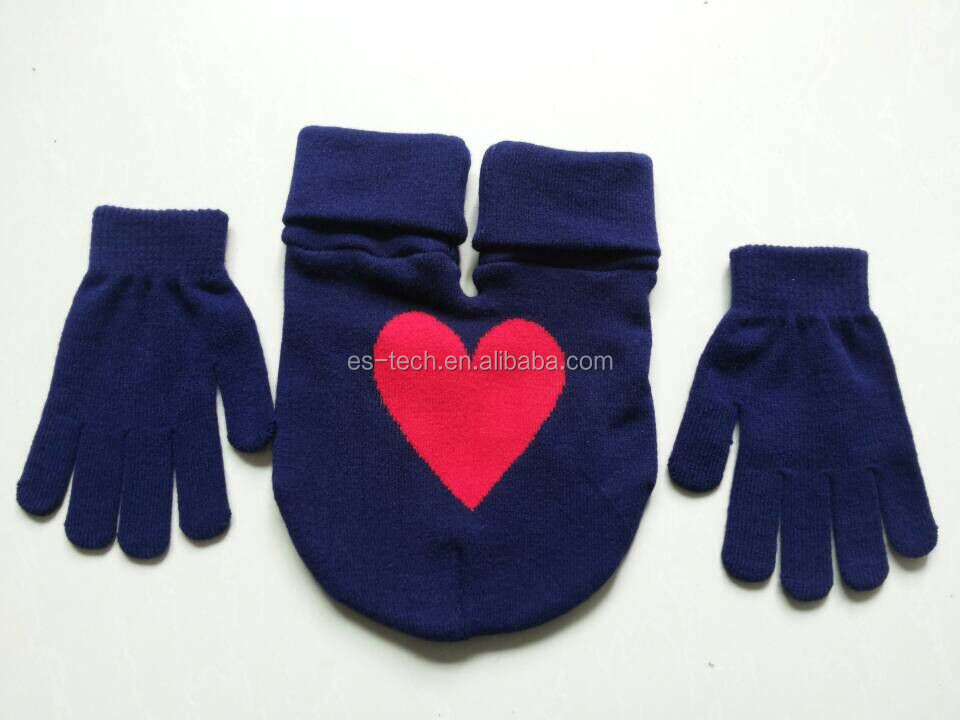 new touch gloves lovers gloves