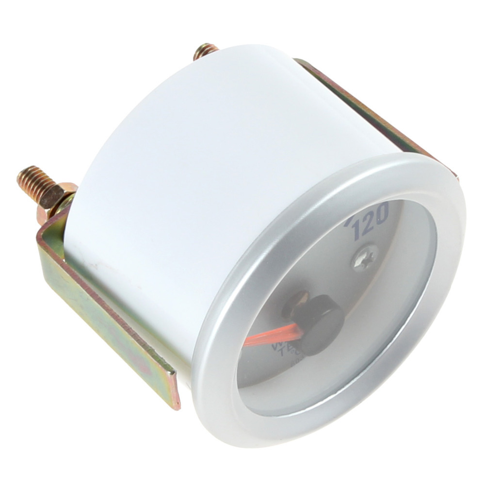 40~120 Celsius Degree Auto Car Water Temperature Gauge Meter with Sensor