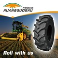 High quality Huangguoshu R-1 tractor tires 12.4x28 working in farm