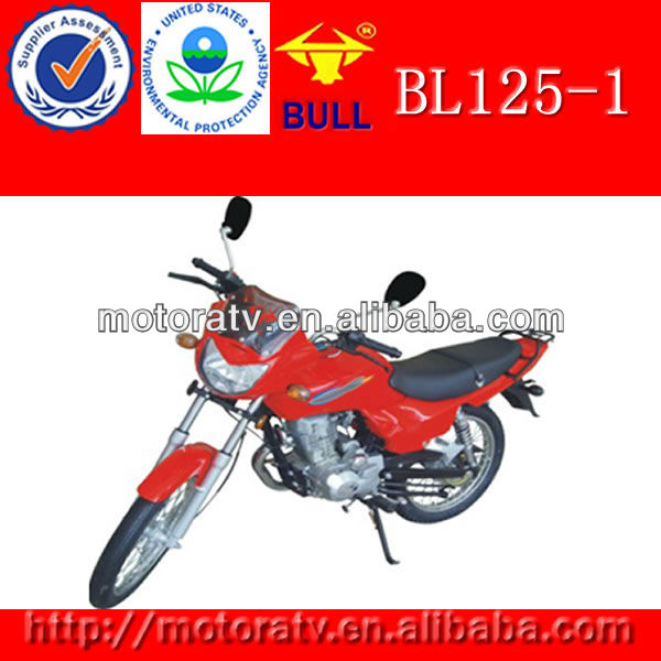 Hot Selling Cheap 125cc motorcycle Made In China