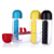 600ML Water Bottle with Pill Case Sports Combine Daily Organizer Drinking Bottles For Water Plastic Leak-Proof Cup Tumbler