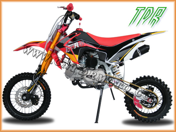 CRF110-YX140 Yinxiang140cc dirt bike fashion style