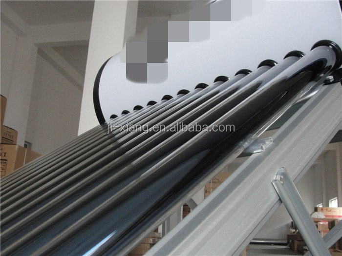 Unpressurized Bearing Solar Water Heaters Evacuated Solar Collector tubes