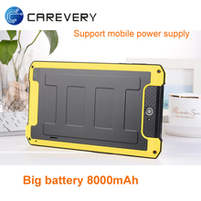 7 Inch Rugged Android Tablet Dual Core Dual Sim Cheap Mobile Phone Tablet with Big Battery