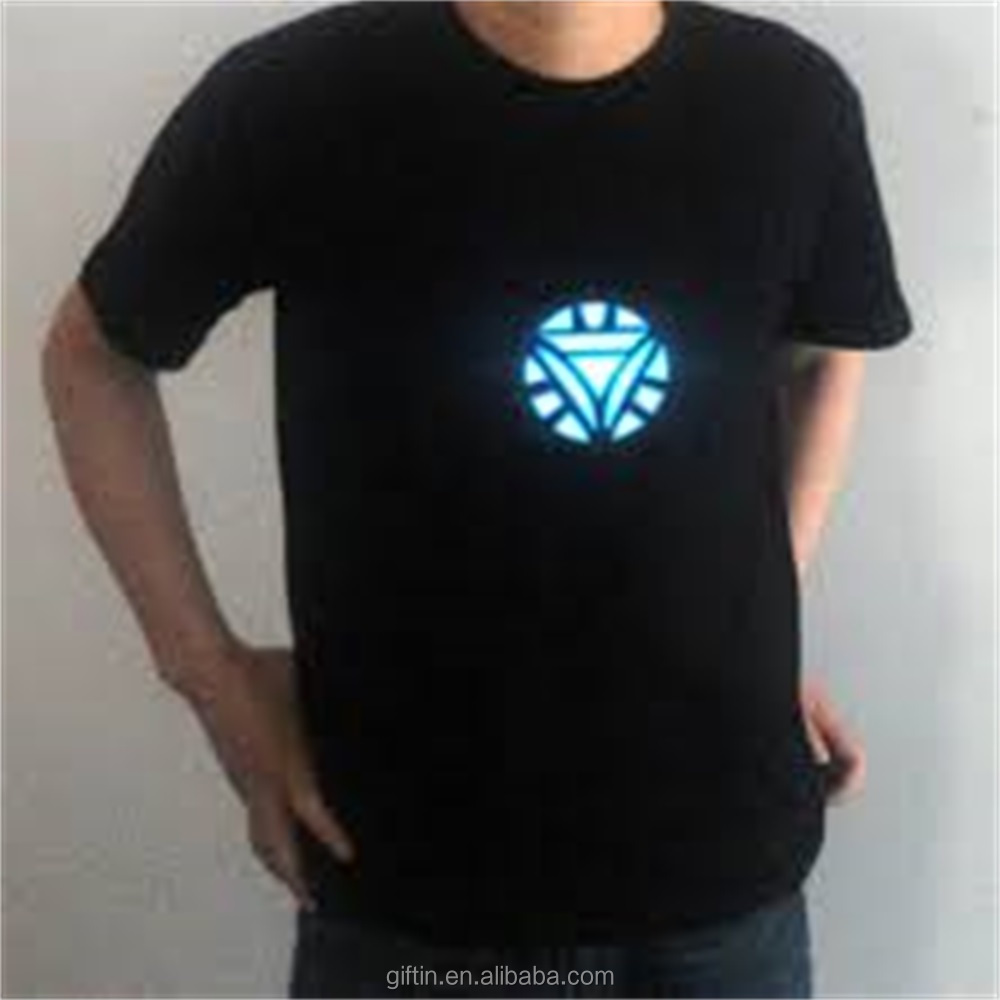 custom-made old skull China led merino wool t shirt