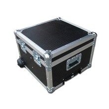 aluminum ata road flight case for apple iPads laptop flight case