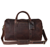 2015 Mens Leather Oversized Bag Weekend
