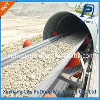 HeNan mineral ore belt conveyor system from PuDong