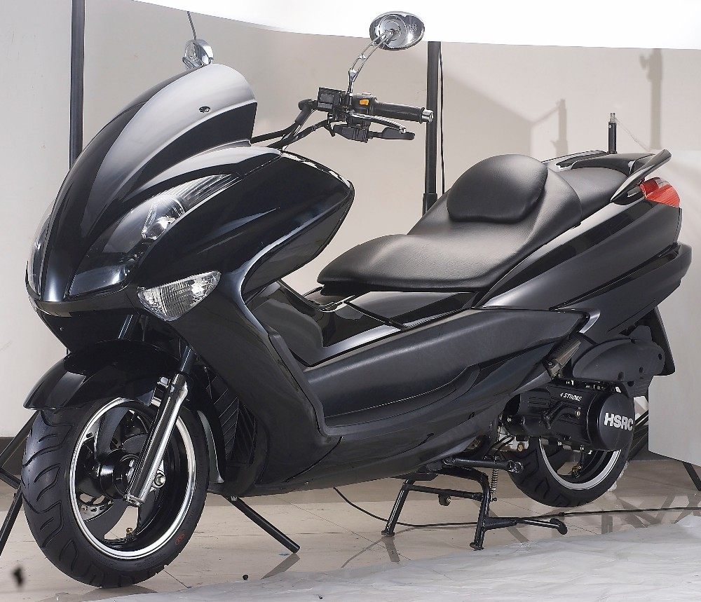 fashion T-3 125/150cc EEC air cooled gas scooter motorcycle