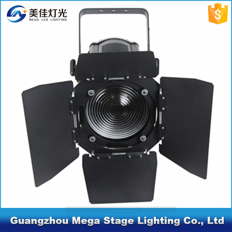 200W led studio spot light /led fresnel spot light