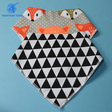 cotton fabric to make waterproof baby bibs