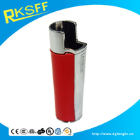 zinc alloy die casting handle lighter shell