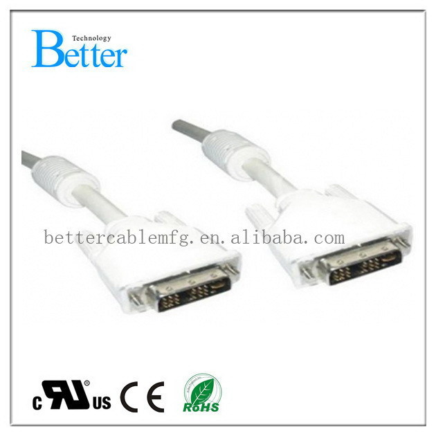 Best quality top sell splitter cable dvi to svga