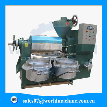 Low cost commercial sesame oil mill / palm oil making machine with good quality