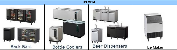 Stainless Steel kitchen refrigerator,catering equipment,foodservice refrigeration equipment,UL