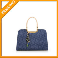 newest pictures lady fashion bag women's pu leather handbag