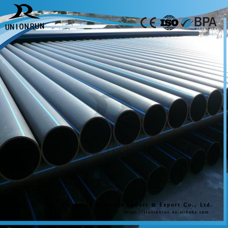 Polyethylene Hdpe pe100 Material HDPE Pipe and Fittings Hdpe Pipe Price List