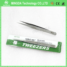 China esd electric tweezer / ESD Stainless Steel Tweezers , High quality ESD Antistatic Tweezers