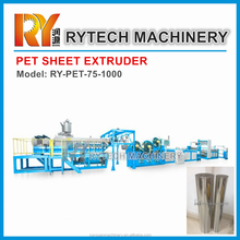 Double Screw PET Extrusion Machine