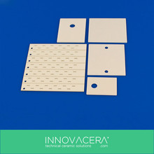 Excellent insulating alumina ceramic substrates for Electrical Drive and Electrical Engineering/INNOVACERA