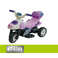 New design electric toy tricycle motorcycle with patent certification