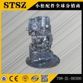 PC200-7 hydraulic pump 708-2L-00300 EXCAVATOR PARTS ORIGINAL IN STOCK