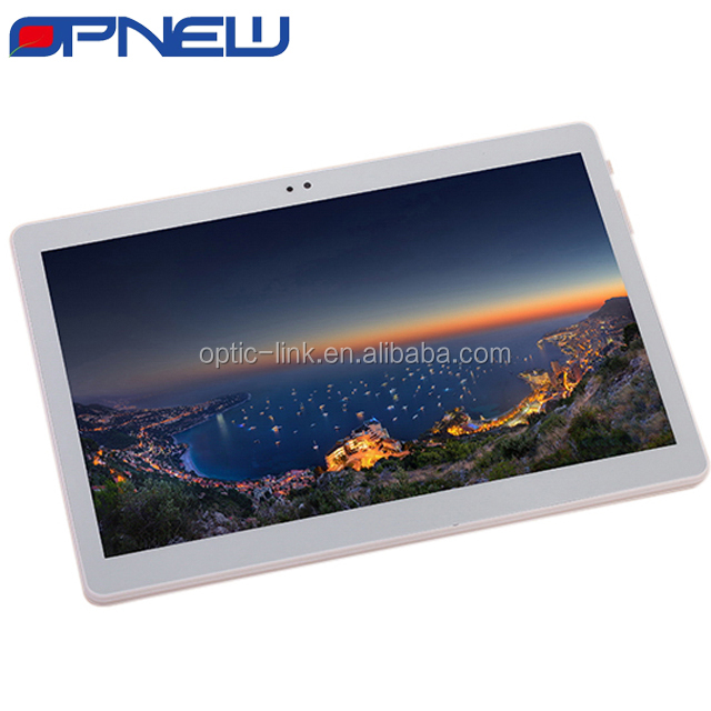 Android 6 tablet 10 inch octa core tablet pc 4g phone with metal case
