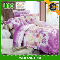 good supplier frozen bedding set cheap king size bedroom sets bed sheet free samples
