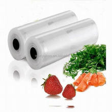 food grade recycle nylon Vacuum plastic Foodsaver sealer bags Rolls