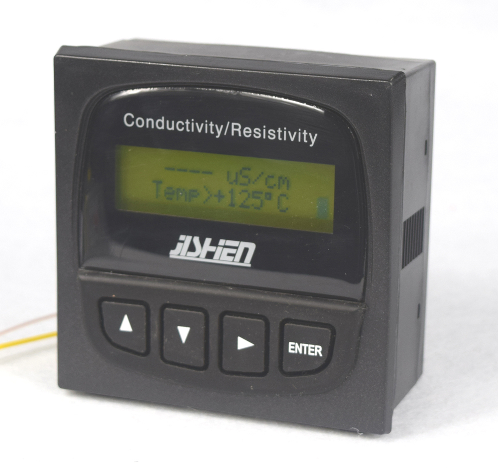 Conductivity Meter Cc 01 : Industrial online boiler water conductivity meter with