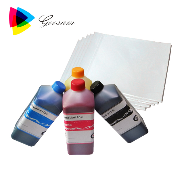 CMYK For Mimaki TS500/TX500 Dye Sublimation ink