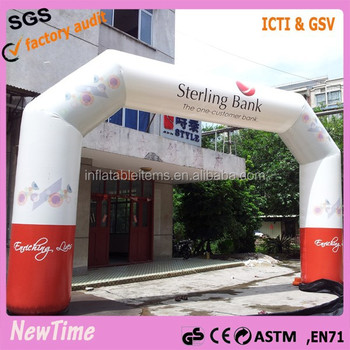 inflatable arch rental for great events