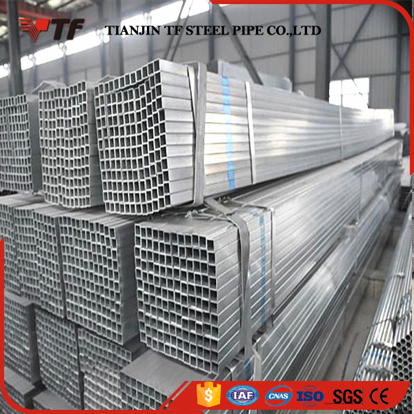 Alibaba best sellers Hot selling 40*40mm wall thickness pre galvanized square steel pipe