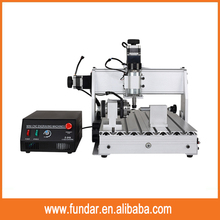 Mini bench top 3040 4 axis woodworking equipment