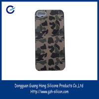 Factory customized silicone skin case for phone