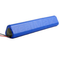 3.7V 3000mAh 18650 cell 3S3P 12v 9ah li-ion battery pack