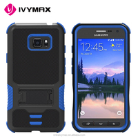 Rubber items plastic silicone cellphone cover for Samsung Galaxy S7 active