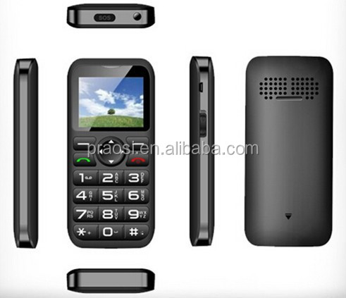 latest 5g mobile phone for elderly citizen / GSM850/1900 / GSM900/1800Mhz