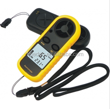 Blister card packing digiatl mechanical anemometer