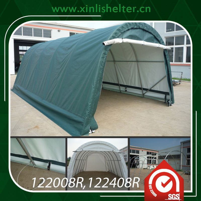 Portable Garage Lights : China supplier light steel portable folding garage buy