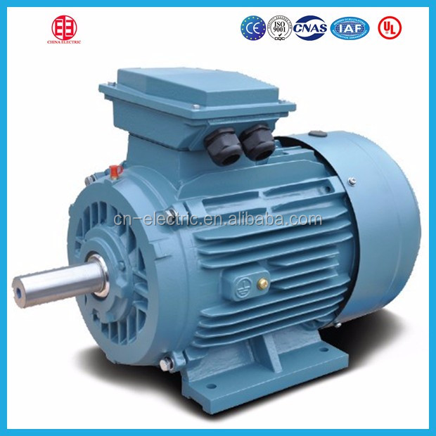 110v 220v 380v 400v 5hp three phase induction electric motor for air compressor