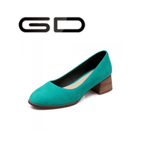 customized design flats women candy colors casual shoes high quality china shoes