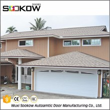Thermal insulation automatic cheap garage door panel