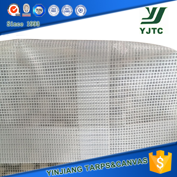 clear 500D durable pvc tarpaulin for fumigation sheet ,dry bag use