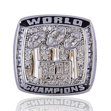 Hot Selling Cheap Men's championship rings high school college youth football Championship Ring